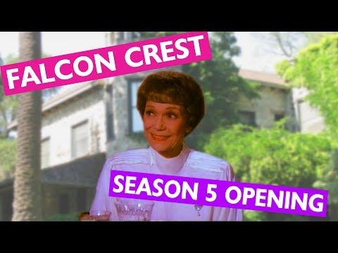 Falcon Crest Season 5  in Season 4 style
