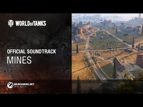 World of Tanks – Official Soundtrack: Mines