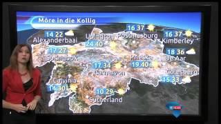 eNuus-weervoorspelling: 29 Oktober 2015 / eNuus weather forecast: 29 October 2015