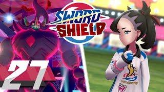 Pokémon Sword and Shield - Episode 27 | Champion Cup Semi-Finals!