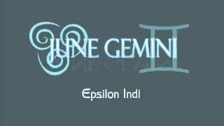June Gemini - Epsilon Indi