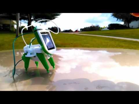 Buyer Beware: Chinese Solar Robot 6 in 1 kit