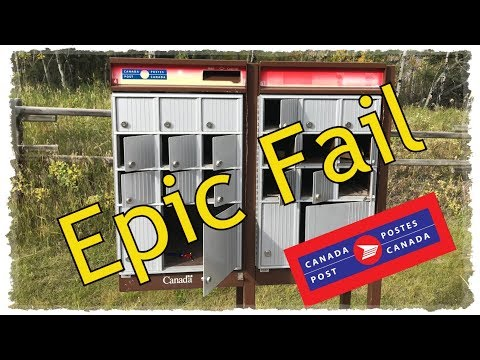 Canada Post And RCMP Unable To Prevent Rural Mail Theft After 1 Year Of Effort
