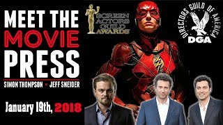 Meet the Movie Press for the Week of January 19th, 2018 - Meet the Movie Press