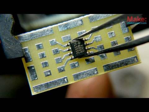Grains BIOS Repair SPI-BIOS-chip-Removal-and-Refit.wmv | FunnyCat.TV