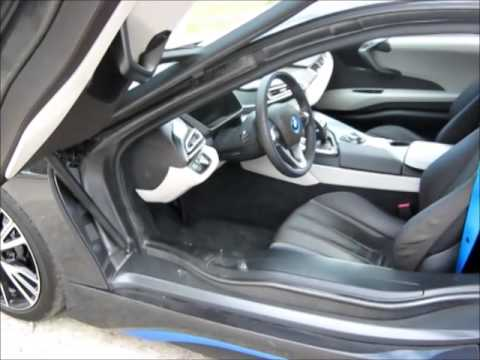 Bmw I8 Inside Youtube