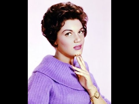 "CONNIE FRANCIS ""WHO'S SORRY NOW"" (Ted Snyder, Bert Kalmar, Harry Ruby) BEST HD QUALITY"