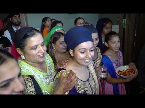 Engagement Jasdeep & Gurpreet Video by Studio 7 Production | Same Day Edit