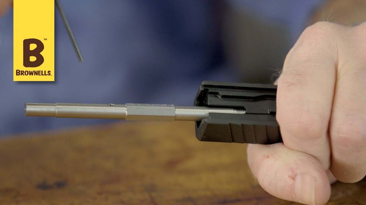 Budget Channel Liner Installation Tool for Glock