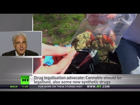 Legalize this: Weed should be first to go, synthetic drugs next step – UN drug expert