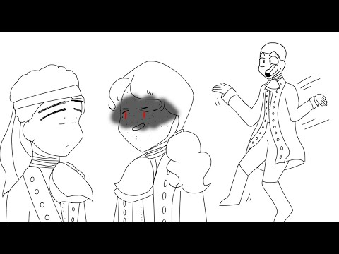 That one friend. (Hamilton animatic)
