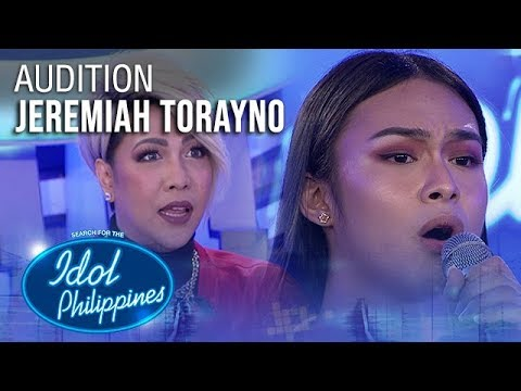 Jeremiah Torayno - Pare Mahal Mo Raw Ako | Idol Philippines 2019 Auditions