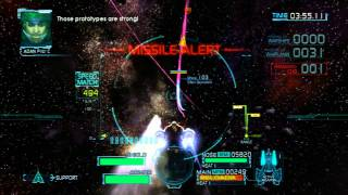 Project Sylpheed Mission 1 XBOX360 HD