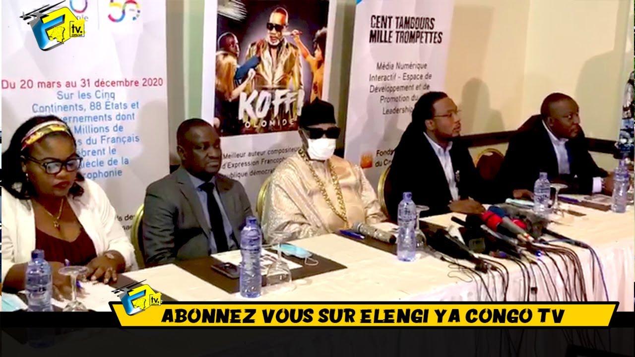 L'arrivée De KOFFI OLOMIDE KISSIDJORA Asali Scandale Na Conférence De Presse