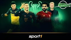 Darum muss sich die Bundesliga nicht vor Spanien und England verstecken | SPORT1 - AUF DEN PUNKT