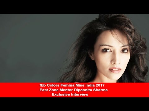 Dipannita Sharma: Miss India Platform Helps Young Girls To Fulfill Their Dreams
