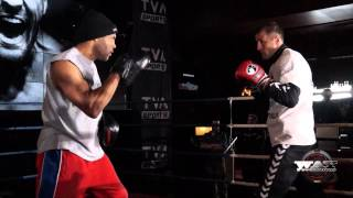 Sergey Kovalev Full Media Training In Montreal ( Way Productions )