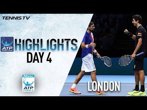 Highlights: Kubot/Melo Book Their Spot In The SF Nitto ATP Finals 2017 Round Robin