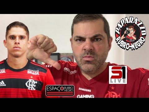 Emissora mentindo para acabar com o Flamengo! Abel acertou ao poupar? Cuéllar saindo?