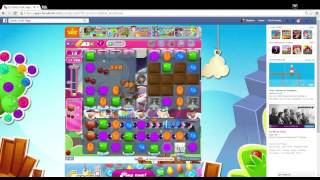 Candy Crush Level 1235  No Boosters  3 Stars