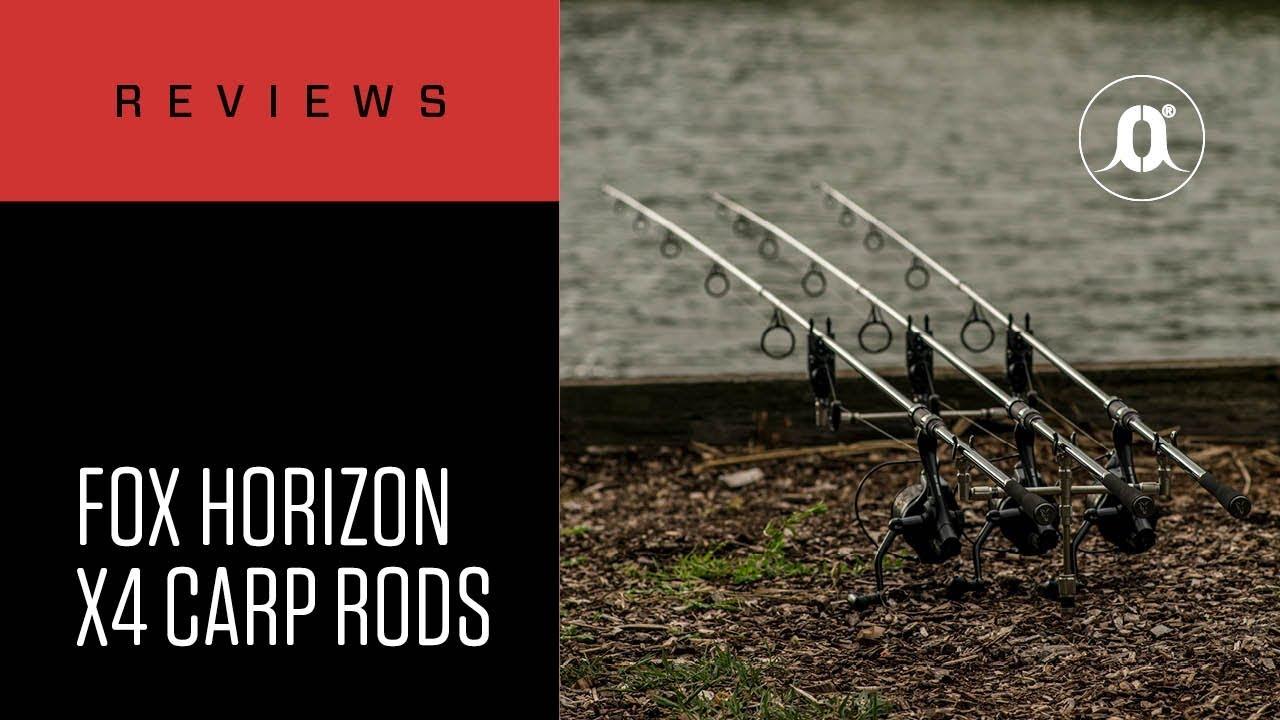 d1393813822 CARPologyTV - Fox Horizon X4 Carp Rods Review - YouTube