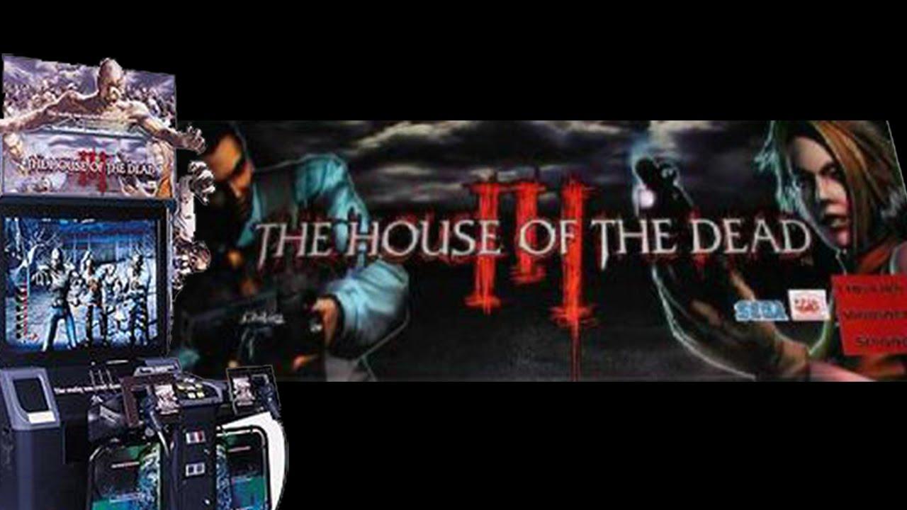 The House Of The Dead Iii Arcade 2002 Playthrough Youtube