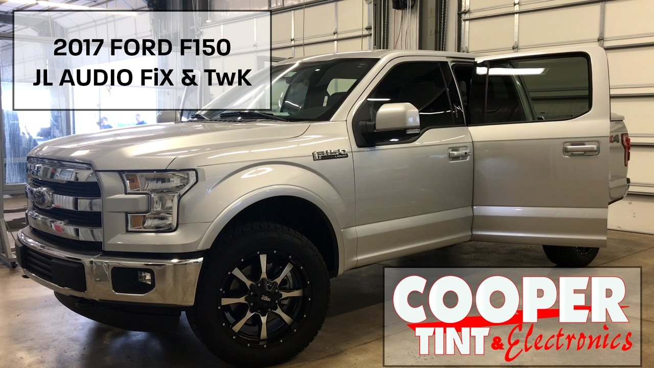 Ford F150 Navigation System >> FORD F150 JL AUDIO FiX & TwK - YouTube