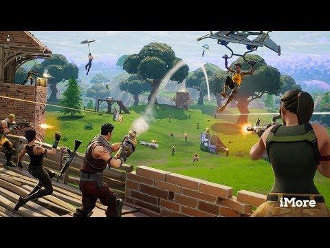 FORTNITE РАЗДОРА: Sony против Nintendo