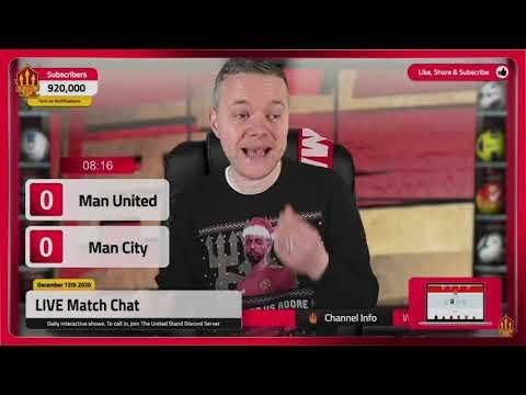GOLDBRIDGE Best Bits   Man United 0-0 Man City