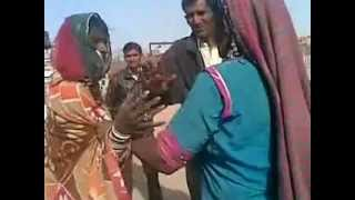 Rajasthani Women fight