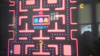 Pickups plus my girl Zoey tries to play Ms. Pac-Man!