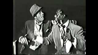 © Rex Harrison Scat Singing with LOUIS ARMSTRONG ★★★ (1957)