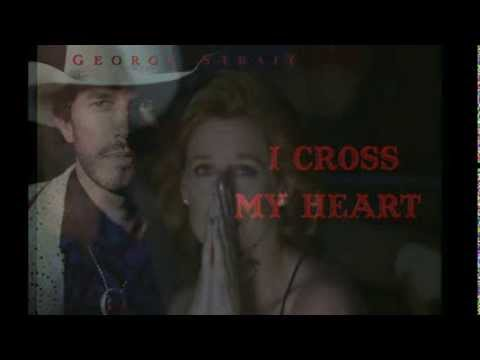 George Strait - I Cross My Heart (from the movie Pure Countr