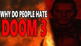 Why People Hate Doom 3 So Much?