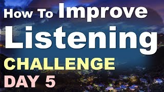 English Listening Challenge Day 5 - Borrowed Words