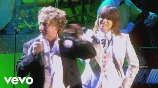 Rod Stewart Ft. Chrissie Hynde - As Time Goes By