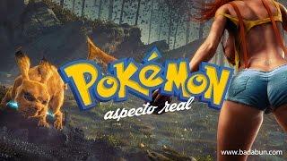 ¿Cómo se verían algunos personajes de POKEMON en la vida real? thumbnail