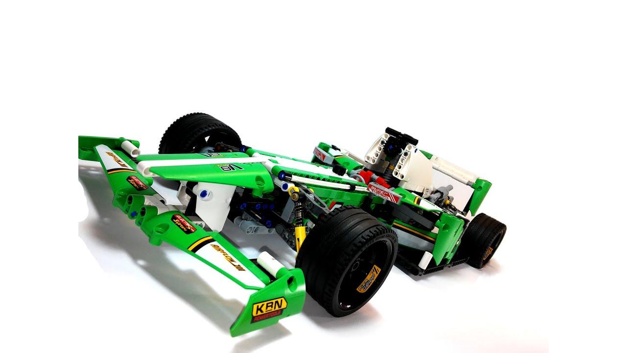 lego technic 42039 alternative model grand prix racer. Black Bedroom Furniture Sets. Home Design Ideas