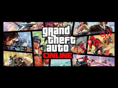 Ennemie public n°1. GTA V online en HD!!!