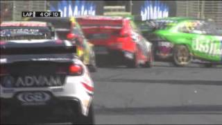 V8 Supercars Race 1 Australian Grand Prix
