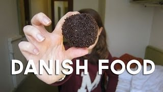 Trying More Danish Food