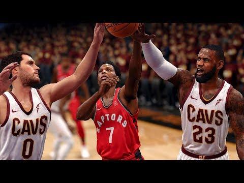 NBA LIVE Playoffs 2018 Cleveland Cavaliers vs Toronto Raptors Full NBA Game 4 | NBA LIVE 18