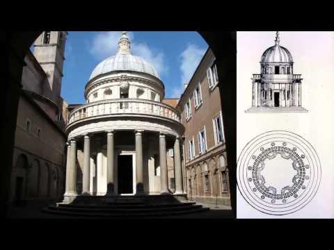 Bramante, Tempietto (Sanat Tarihi / Avrupa'da Rönesans ve Reform)