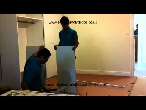 assembling-ikea-pax-sliding-door-wardrobe
