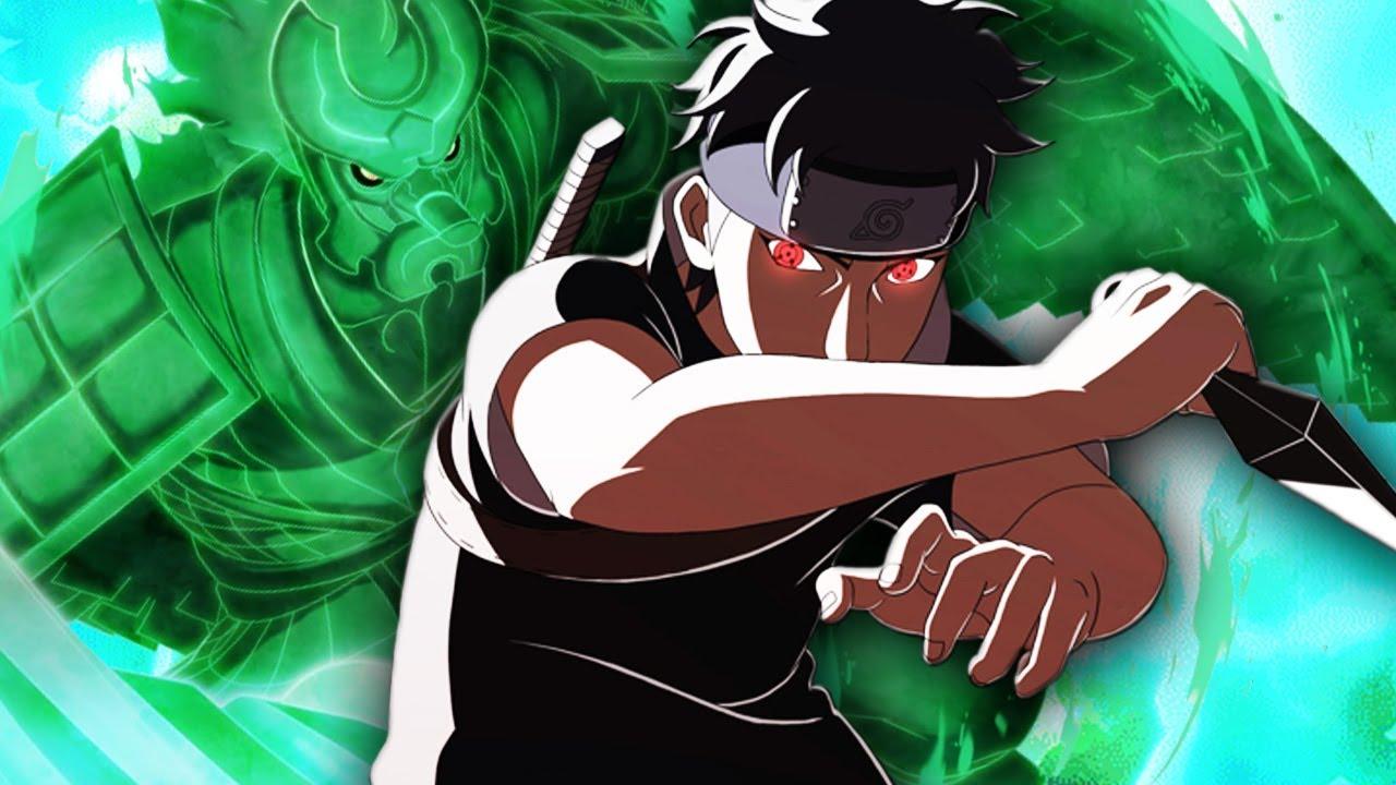 Naruto Storm 4 Rank Match Shisui Uchiha