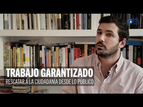 IU-Mérida propone un Plan municipal de Trabajo Garantizado