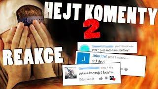 REAKCE | HEJT KOMENTÁŘE 2 | by PeŤan