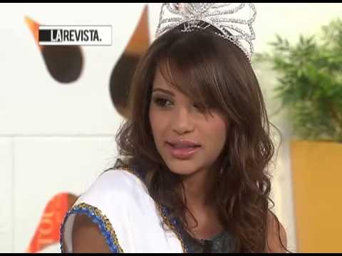 Señora Colombia Andrea Valdiri nos habla de triunfo en el concurso