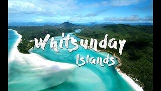 Die Whitsunday Islands | Backpacking Whitehaven Beach Vlog