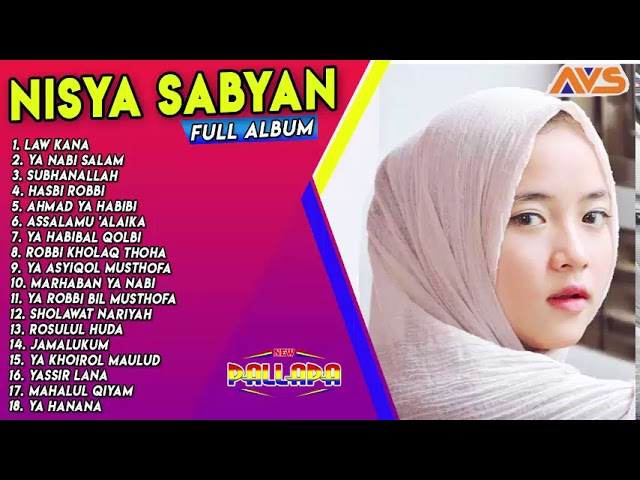 LAW KANA - Nisa Sabyan Full Album MARET 2018